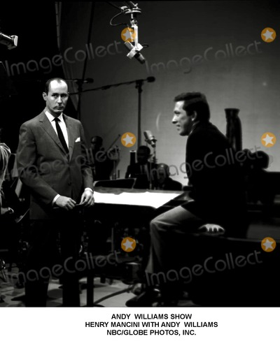 Andy Williams Photo - Henry Mancini Andy Williams