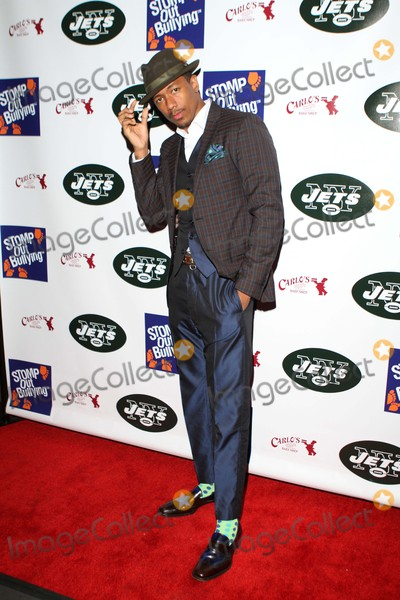 Bully Photo - Stomp Out Bullying Tenth Anniversary Event Held Dream Downtown Hotel in Manhattan Special Guests Nick Cannon