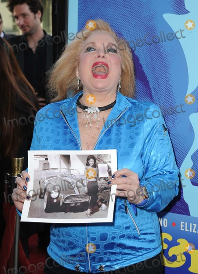 Carol Connors Photo - Carol Connors attending the Los Angeles Premiere of Love  Mercy Held at the Academy of Motion Picture Arts and Science in Beverly Hills California on June 2 2015 Photo by D Long- Globe Photos Inc
