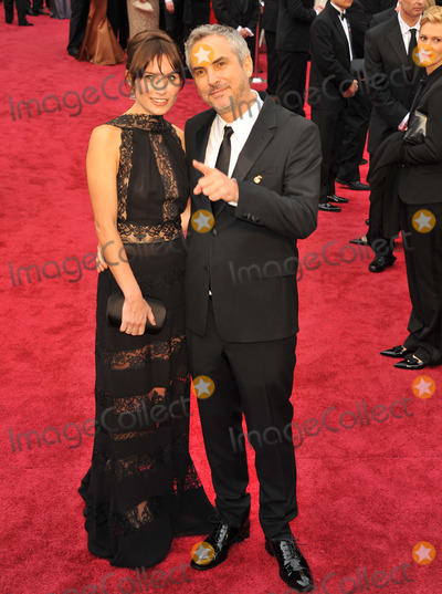 Sheherazade Goldsmith Photo - Alfonso Cuaron Sheherazade Goldsmith attending the 86th Annual Academy Awards - Arrivals Held at the Dolby Theatre in Hollywood California on March 2 2014 Photo by D Long- Globe Photos Inc