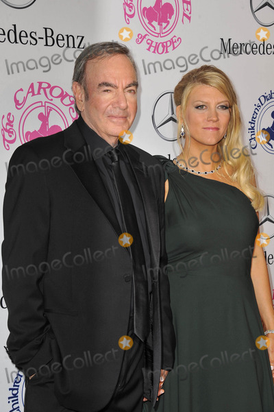 Neil Diamond Photo - Neil Diamond attending the 26th Annual Carousal of Hope Gala Held at the Beverly Hilton Hotel in Beverly Hills California on October 20 2012 Photo by D Long- Globe Photos Inc
