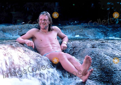 Bjorn Borg Photo - Bjorn Borg in Jamaica 1978 10718 Photo by Pressens BildipolGlobe Photos Inc