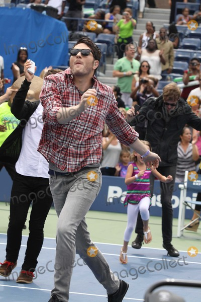 Adam Young Photo - Adam Young at Arthur Ashe Kids Day at Usta Billie Jean King National Center 8-25-2012 Photo by John BarrettGlobe Photos