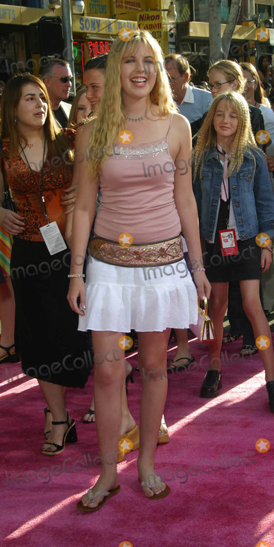 Ashlie Brillault Photo - Ashlie Brillault - the Lizzie Mcguire Movie - Premiere - El Capitan Theater Hollywood CA - April 26 2003 - Photo by Nina PrommerGlobe Photos Inc2003
