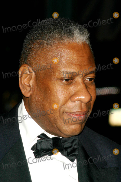 Andre Talley Photo - Fashion Group International Presents the 22nd Annual Night of Stars Honoring the Romantics Cipriani New York City 10-27-2005 Photo by John Zissel-ipol-Globe Photosinc Andre Talley