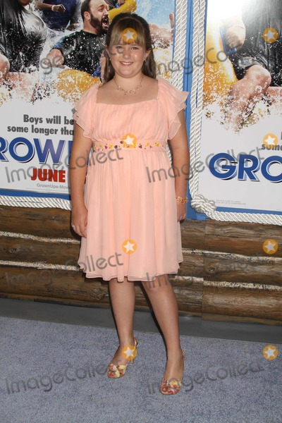 ADA-NICOLE SANGER Photo - Ada Nicole Sanger at NY Premiere Ofgrown Ups at Ziegfeld Theatre NYC 06-23-2010 Photo by John BarrettGlobe Photos Inc2010