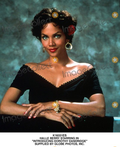 Dorothy Dandridge Photo - Halle Berry Starring in Introducing Dorothy Dandridge Supplied by Globe Photos Inc