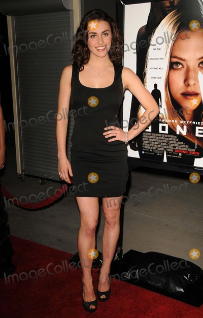 Kathryn McCormick Photo - Kathryn Mccormick attending the Los Angeles Premiere of Gone Held at the Arclight Theater in Hollywood California on 22112 Photo by D Long- Globe Photos Inc