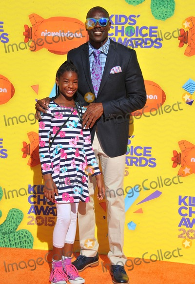 Terrell Owens Photo - Terrell Owens attending the Nickelodeons 28th Annual Kids Choice Awards Held at the Forum in Inglewood California on March 28 2015 Photo by D Long- Globe Photos Inc