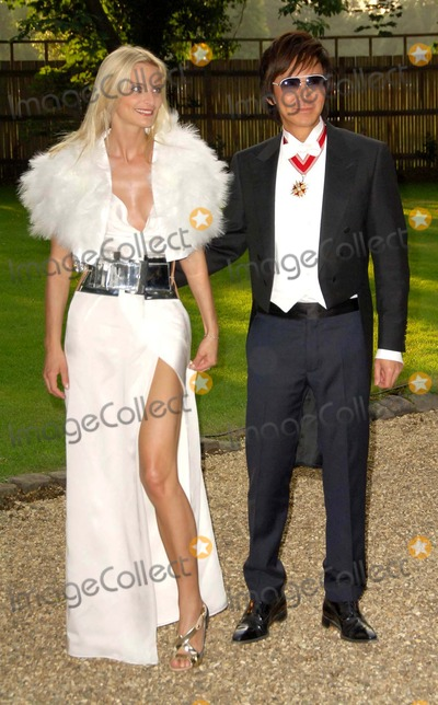 Andy Wong Photo - Raisa Gorbachev Foundation Party-arrivals-hampton Court Palace Palladium London United Kingdom 06-08-2008 Henry Davenport-richfoto-Globe Photos Inc 2008 Andy Wong