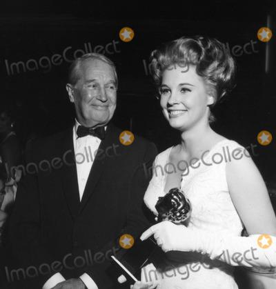 Maurice Chevalier Photo - Maurice Chevalier and Cheryl Miller 13th Deb Star Ball Nate CutlerGlobe Photos Inc