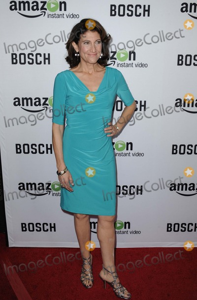 Amy Aquino Photo - Amy Aquino attending the Premiere Screening of Amazon Studios Bosch Held at the Arclight Theater in Hollywood California on February 3 2015 Photo by D Long- Globe Photos Inc