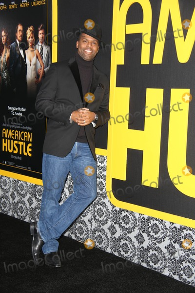 AJ Calloway Photo - The World Premiere of American Hustle the Ziegfeld Theater NYC December 8 2013 Photos by Sonia Moskowitz Globe Photos Inc 2013 Aj Calloway