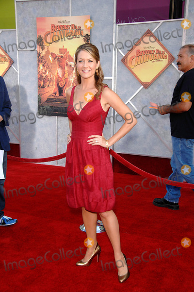 Ali Hillis Photo - Ali Hillis During the Premiere of the New Movie From Walt Disney Pictures Beverly Hills Chihuahua at the El Capitan Theatre on September 18 2008 in Los Angeles Photo Michael Germana  Superstar Images - Globe Photos