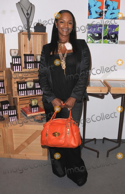 Jackie Christie Photo - Intimate Welcome Soiree For Vh1 Basketball Wives Los Angeles Laura Govan at Code C in West Hollywood CA 8411 Photo by Scott Kirkland-Globe Photos  2011 Jackie Christie