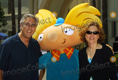 Albie Hecht Photo - Albie Hecht Arnold Marjorie Cohn Hey Arnold the Movie - Premiere Paramount Studios Hollywood CA June 23 2002 Photo by Nina PrommerGlobe Photos Inc2002