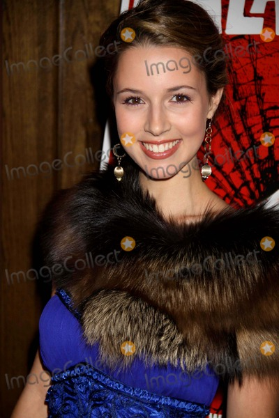 Alona Tal Photo - Alona Tal at NY Premiere Ofkalamity at Tribeca Cinemas 54 Varick St New York City 10-18-2010 Photo by John BarrettGlobe Photos Inc2010