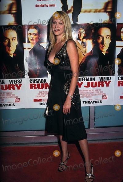 Lori Heuring Photo - Runaway Jury Premiere at the Cinema Dome CA 10092003 Photo Phil Roach Ipol Globe Photos Inc 2003 Lori Heuring