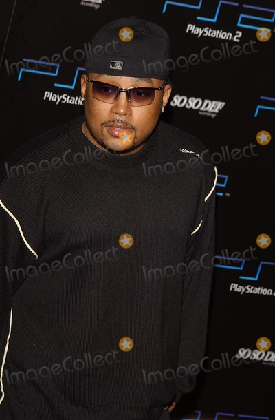 Daymond John Photo -  Playstation 2 and So So Deff Founder Jermaine Dupri Pre Grammy Party Astra at the Pacific Design Center Westhollywood CA 02252002 Daymond John Photo by Amy GravesGlobe Photosinc2002 (D)
