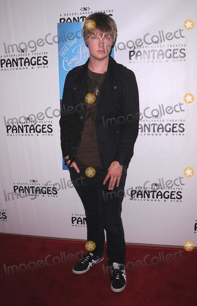 Austin Anderson Photo - Opening Night of Come Fly Away at the Pantages Theatre in Hollywood CA 102511 Photo by Scott Kirkland-Globe Photos   2011 Austin Anderson