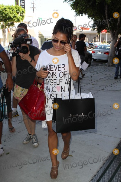 Anne Klein Photo - Vanessa White Uk Pop Singer Visits Anne Klein Store in Beverly Hills 08-24-2010 Photo by Vp-Globe Photos Inc 2010