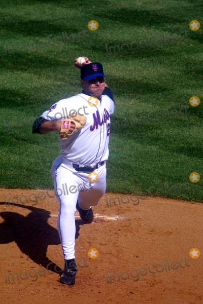 Al Leiter Photo - NY Mets Vs Pittsburgh Pirates Shea Stadium NY 040102 Photo by John BarrettGlobe Photos Inc 2002 (D) AL Leiter