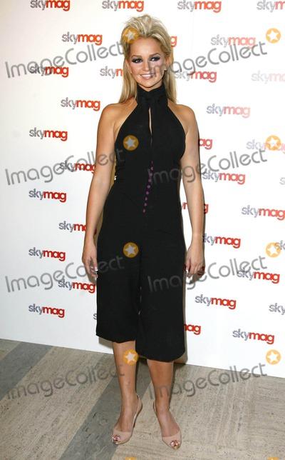 Jennifer Ellison Photo - Skymag Launch Party-arrivals-bloomsbury Ballroom London United Kingdom 09-25-2007 Photo by Mark Chilton -richfoto-Globe Photos Inc K54818 Jennifer Ellison
