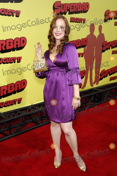 Aviva Farber Photo - Los Angeles CA August 13 2007 Actress Aviva Farber During the Premiere of the New Movie From Columbia Pictures Superbad Held at Graumans Chinese Theatre on August 13 2007 in Los Angeles Photo by Michael Germana-Globe Photos 2007