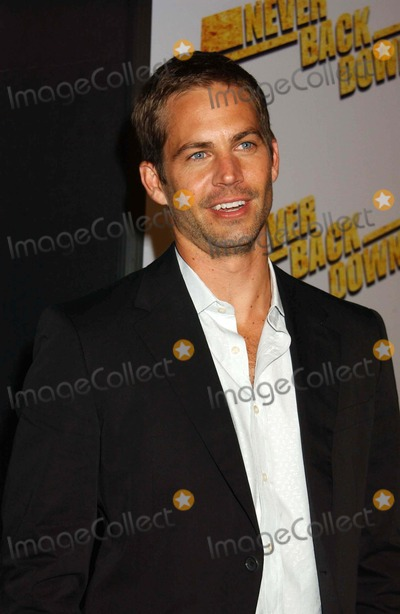 Paul Walker Photo - Summit Entertainment Presents Never Back Down World Premiere Arclight Cinerama Dome Hollywood CA 030408 Paul Walker Phto by Phil Roach-ipol-Globe Photos Inc