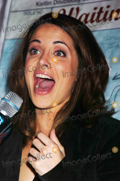 Alanna Ubach Photo - Stars From the Movie Waiting Donate Memorabilia and Imprint Their Hands For Display at Planet Hollywood Times Square New York City 10-06-2005 Photo by John Krondes-Globe Photos 2005 Alanna Ubach