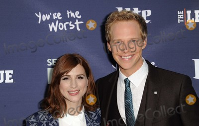Aya Photo - Aya Cash Chris Geere attending the Los Angeles Premiere of Fxxs the League Final Season and youre the Worst 2nd Season Held at the Regency Bruin Theater in Westwood California on September 8 2015 Photo by D Long- Globe Photos Inc
