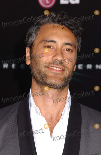 Taika Waititi Photo - Taika Waititi  attends the Premiere of Green lanternat the Chinese Theater in Hollywood ca on June 15  2011photo by Phil roach-ipol-globe Photos Inc 2011