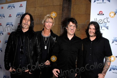 Anvil Photo - Duff Mckagan and Loaded During the Premiere of the New Movie Anvil the Story of Anvil  Held at the Egyptian Theatre on 04-07-2009 in Los Angeles Photo Michael Germana- Globe Photos