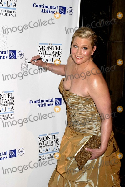 Emme Aronson Photo - 13 March 2008 - New York NY USA - Emme Aronson emcees the Montel Williams MS Foundation Gala and Pro-Celebrity Poker Challenge presented by Continental Airlines at Cipriani 42nd St  The fundraiser evening is set in a roaring 20s Speakeasy themed room  and benefits The Montel Williams MS Foundation  Photo Credit  Anthony G Moore-Globe Photos Inc  2008Emme AronsonK56944AGM