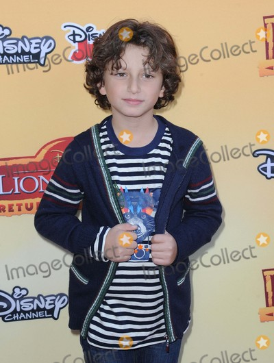 August Maturo Photo - August Maturo attending the Disneys Premiere of the Lion Guard Return of the Roar Held at the Walt Disney Studios Main Theatre in Burbank California on November 14 2015 Photo by David Longendyke-Globe Photos Inc