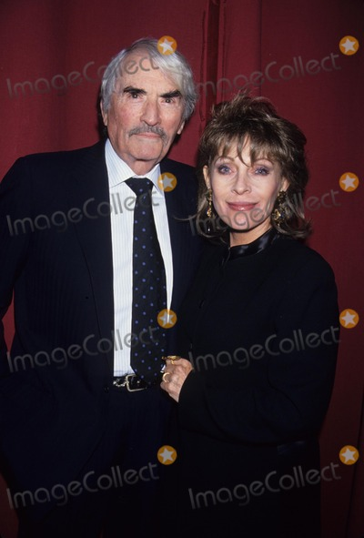 Veronique Peck Photo - Gregory Peck with Veronique Peck at Ahmanson Rededicated 1994 K0247lr Photo by Lisa Rose-Globe Photos Inc