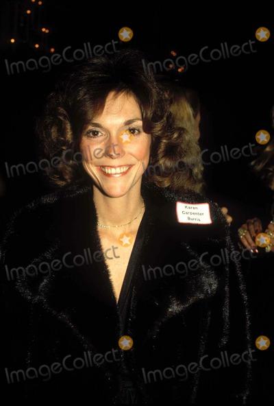 Karen Carpenter Photo - Karen Carpenter November 20 1980 R8513 Photo by Barry KingGlobe Photos Inc