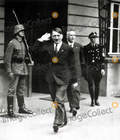 Adolf Hitler Photo - Adolf Hitler After Being Nominated As Chancellor 1933 Ipol ArchiveipolGlobe Photos Inc
