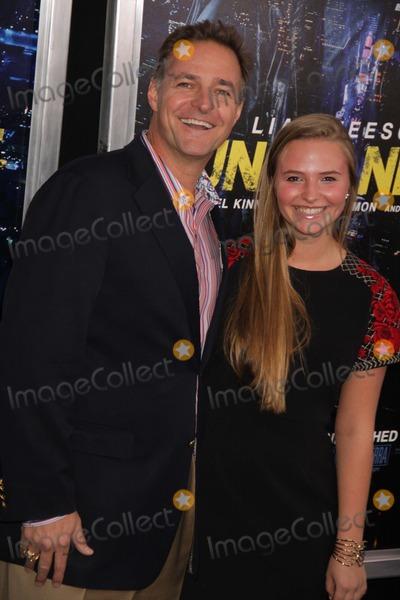 Al Leiter Photo - AL Leiter and Daughter at NY Premiere of Run All Night at Amc Lincoln Square 3-9-2015 John BarrettGlobe Photos