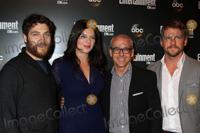Adam Pally Photo - The Entertainment Weeklyabc Upfronts Party Ph-d Rooftop Lounge Dream Downtown Hotel NYC May 15 2012 Photos by Sonia Moskowitz Globe Photos Inc 2012 Adam Pally Casey Wilson Zachary Knighton