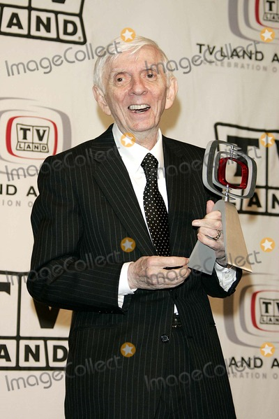 Aaron Spelling Photo - Aaron Spelling - 2005 Tv Land Awards - Press Room - Barker Hanger Santa Monicaca - 03-13-2005 - Photo by Nina PrommerGlobe Photos Inc2005