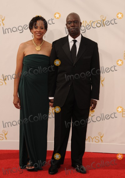 Andre Braugher Photo - Andre Braugher attending the 66th Annual Primetime Emmy Awards - Arrivals Held at the Nokia Theatre in Los Angeles California on August 25 2014 Photo by D Long- Globe Photos Inc