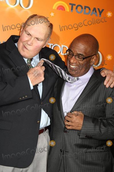 Willard Scott Photo - The Today Show 60th Anniversary Celebration Edison Ballroom-nyc January 12 2012 Photos by Sonia Moskowitz Globe Photos Inc 2012 Willard Scott AL Roker
