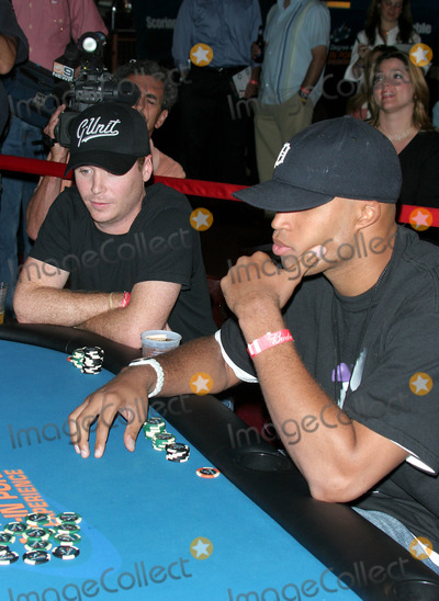 Richard Jefferson Photo - the Degree For Men  All in Poker Experience  at the Espn Zone Restaurant in New York City 08-09-2005 Photo Byjohn Barrett-Globe Photos Inc 2005 Kevin Connolly and Richard Jefferson