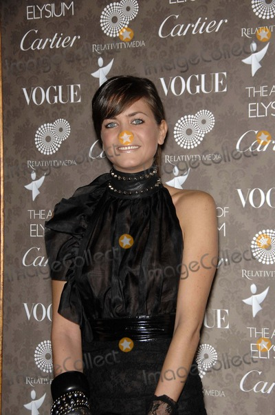 Astrid Bryan Photo - Astrid Bryan During the Art of Elysium 2nd Annual Heaven Gala Held at the Vibiana on January 9 2009 in Los Angeles Photo Michael Germana - Globe Photos