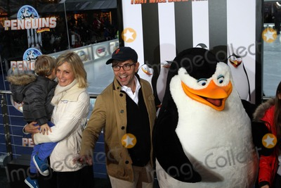 Ali Wentworth Photo - Penguins of Madagascar Premiere copyright Winter Village at Bryant Park Ice Rink in Manhattan George Stephanopoulos and Wife Ali Wentworth