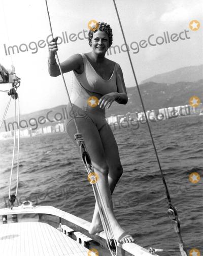 Anita Ekberg Photo - Anita Ekberg Photo by ImsGlobe Photos Inc