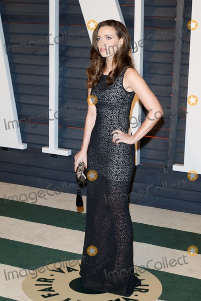 Jordan Hewson Photo - Model Jordan Hewson attends the Vanity Fair Oscar Party at Wallis Annenberg Center For the Performing Arts in Beverly Hills Los Angeles USA on 22 February 2015 Photo Alec Michael