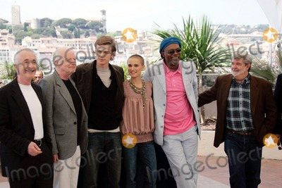 Antony Daniels Photo - L-R ANTONY DANIELS IAN MCDIARMID HAYDEN CHRISTENSEN NATALIE PORTMAN SAMUEL L JACKSON GEORGE LUCASPHOTOCALL STAR WARS - EPISODE III REVENGE OF THE SITHFESTIVAL DE CANNESPALAIS DES FESTIVALS CANNES FRANCE MAY 15PHOTO BY ALEC MICHAEL-GLOBE PHOTOSK43249AM05-15-2005
