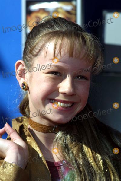 Brie Larson Photo - Sd0202 Premiere Big Fat Liar Loews Theater Universal Studios Cinema Photo by Tom Rodriguez Globe Photos Inc C 2002 Brie Larson